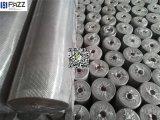 Schermo di alluminio luminoso eccellente di ventilazione dell'aria e di visibilità