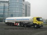 De Semi Aanhangwagen van de Auto van de Tank van het Argon van de Kooldioxide van de Stikstof van de Vloeibare Zuurstof van het LNG van China