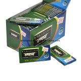 papeles de balanceo del cigarrillo de Weed del tabaco del cáñamo del avispón de 78*45m m