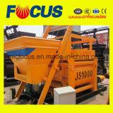 Mezclador concreto Js1000L del eje gemelo
