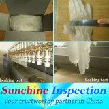 Одноразовые перчатки Pre-Shipment инспекции / службы контроля качества / инспекции сертификат