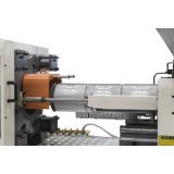 600tサーボ精密な射出成形機械