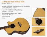 Fret вентилятора высокой ранга Китая Aiersi гитара Handmade акустическая