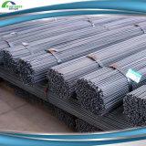 Preço reforçado de alta elasticidade do ferro do edifício da barra de aço da venda quente