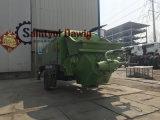 Minischlußteil-nasse konkrete Sprühpumpen-Maschine auf Verkauf