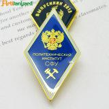 Insigne métallique personnalisé de promotion de la broche
