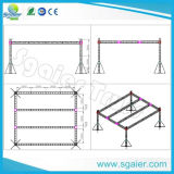 Alumínio Truss Lighting Truss Roof Truss System para Eventos Stage Truss Stage Equipment