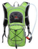Portador de agua del poliester de la manera Hudration Backpacl para Cyling/Biking/los deportes