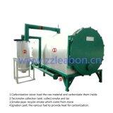 Forno di carbonizzazione della lignite per la fabbricazione del carbone di legna Shisha
