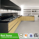 Australien Commerical Hochglanzlack Bewegliche Küche-Kabinett