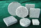 Filtre en mousse céramique Sic (SiC honeycomb filtre)