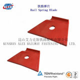 Nabla Elastic Tension Clamp for Railroad