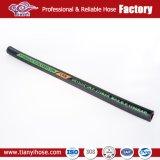 Tubo flessibile di gomma idraulico di rinforzo intrecciato del filo di acciaio R2 di SAE 100