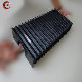Copertura antipolvere di muggito dello schermo della fisarmonica della macchina di CNC del PVC Fabirn con la certificazione