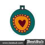 Bola de ornamento de sublimação de papelão de Natal (HBOM04)