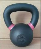 Gym Equipment / peso libre el uso comercial de hierro fundido Kettlebell