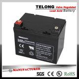 Перезаряжаемые клапан отрегулировал батарею 12V33ah UPS
