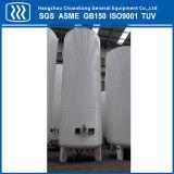 Serbatoio criogenico industriale dell'azoto dell'ossigeno liquido di pressione bassa