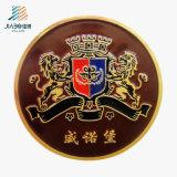 Fabricante magnético del Pin de los productos del día de fiesta de la decoración del metal superventas de la impresión