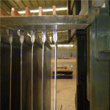 Plaque de plomb de l'Anode de nickel électro-extraction/Électroraffinage/électrolyse