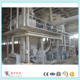 Linha de processamento amplamente utilizada da alimentação animal para a alimentação do pato da galinha