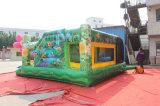 子供Chob562のための蜂公園の運動場の膨脹可能な跳躍の城