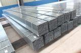 Alti tubi del quadrato saldati Qualtiy dell'acciaio inossidabile (201, 202, 304)