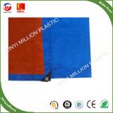 Lona de vinil de PVC de baixo custo para Feno cobrir/tampa de madeira