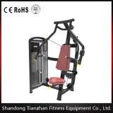 Nueva prensa del pecho del equipo de la aptitud de la gimnasia del diseño Tz-4005