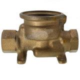 Latón de alta calidad Drz Medidor de agua de la válvula con la cabeza cuadrada