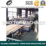 El papel de la línea de producción de Panel de panal.