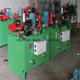 Station hydraulique d'utilisation d'élévateur de mine/station de graissage