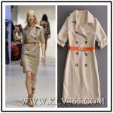 Изготовление платья лета весны способа женщин конструктора высокого качества в Китае