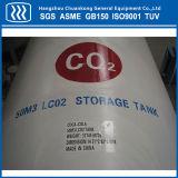 Azoto de oxigénio líquido criogénico do tanque de armazenagem de CO2
