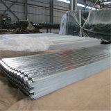 0.14-1.5mm kaltgewalztes Roofing Blatt gewelltes galvanisiertes Stahlblech (Platte)