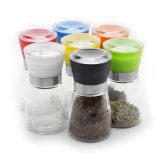 Amoladora de pimienta manual de la especia del molino de pimienta de la venta caliente 3PCS 100-500ml para los utensilios de cocina