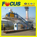 Verklaarde Mobiele Concrete het Groeperen 50~60m3/H van ISO Ce Installatie, de Concrete Installatie van de Aanhangwagen