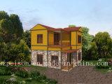 Sencillo de vacaciones móvil prefabricado / prefabricada Casa / Villa para la gran cantidad