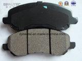 Pour les plaquettes de frein à disque Mercedes-Benz (D986 0034205120 D1424)