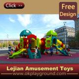 Populaire en Europe Les enfants de l'équipement de terrain de jeux de plein air (X1511-5)