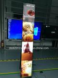 De hete Machine van de Reclame van de Staaf van de Verkoop 65inch LCD Uitgerekte