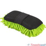 La microfibra chenilla esponja de lavado de coches