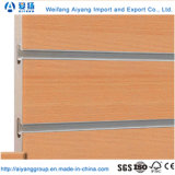 Hot Selling environment-Friendly Slotted MDF Board/Slatwall