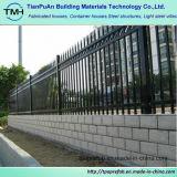 建物のための良質の粉の上塗を施してある塀