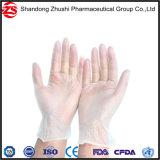 Устранимая медицинская поставка Китай сделала перчатку /Hand перчаток винила/PVC