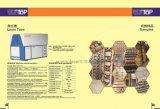 円形木レーザーの型抜き機械か円形はボードの二酸化炭素レーザーの打抜き機を停止する
