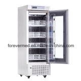refrigerador médico da farmácia do armazenamento da medicina do banco de sangue 660L