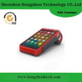 Sistema Handheld portátil Android da posição da tela de toque com impressora