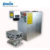 20W 30W het Draagbare Metaal die van de Laser van de Vezel de Prijs van de Machine van de Gravure merken