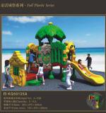 Панда Plastic Series Slide Set для спортивной площадки Children - Available Kaiqi Small в Many Colours (KQ50125A)